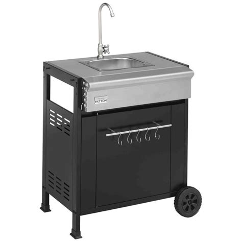 evier pour cuisine module évier de cuisine pour cuisine d 39 extérieu achat