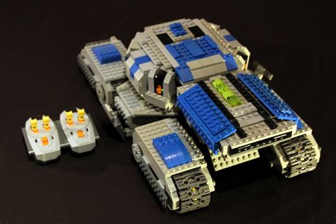 siege lego lego ideas starcraft 2 siege tank remote
