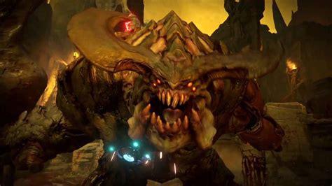 "Game Review  ""doom"" Recaptures Spirit Of Classic Fps B3"