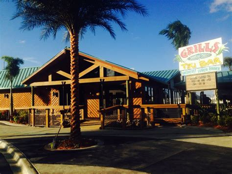 Grills Seafood Deck Tiki Bar Port Canaveral by Newly Renovated Port Canaveral Grills Seafood Deck