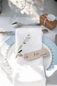 Nom De Table Mariage Champetre : un mariage vieille provence d coration de tables marque place mariage champ tre deco table ~ Melissatoandfro.com Idées de Décoration