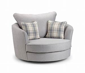 The sofa group product categories swivel chairs for Sectional sofa swivel chair