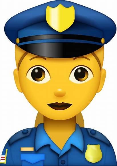 Emoji Police Icon Woman Hq Freepngimg