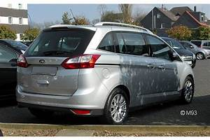 Ford C-max Grand C-max 2010 Onwards Roof Rack System - Mccabe