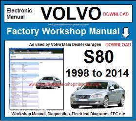 how to download repair manuals 2000 volvo s80 free book repair manuals volvo s80 workshop service repair manual download download workshop manuals