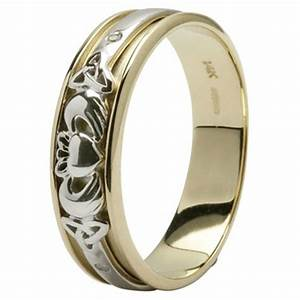 mens claddagh wedding ring sm 14ic2 With mens claddagh wedding rings