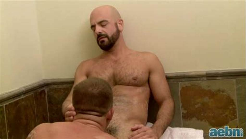 #Hot #Older #Man #Seducing #Young #Guy #In #Bath