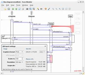 Trace Modeler For Uml Sequence Diagrams 1 0