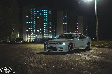 Car, Nissan Skyline Gt R, Lights Wallpapers Hd / Desktop