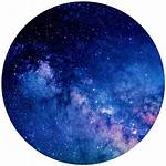 Galaxy Space Planet Clipart Background Star Milky