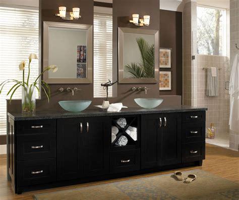 contemporary black bathroom cabinets kitchens
