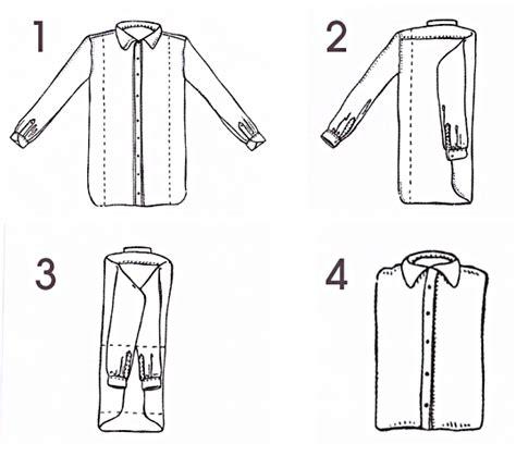 how to fold at shirt how to fold a dress shirt kamiceria s blog
