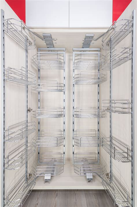 types  baskets  organise kitchen cabinets home