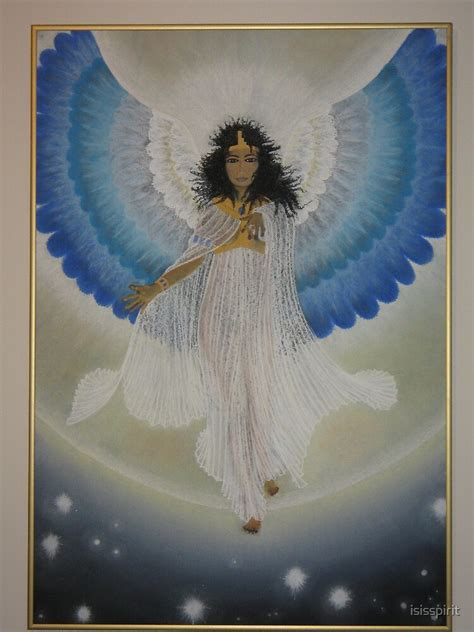 isis moon goddess  isisspirit redbubble