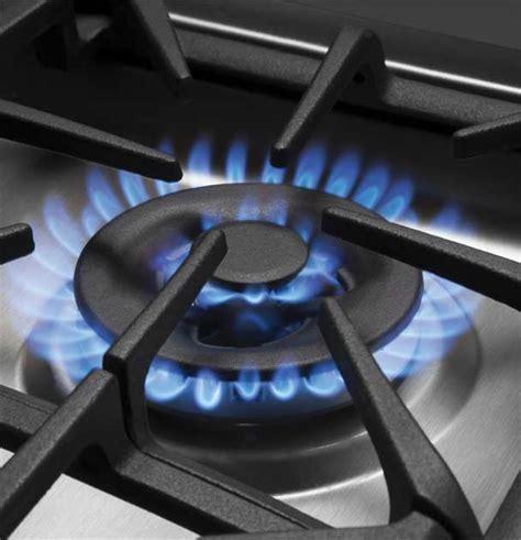 front control gas range  tri ring burner ge appliances