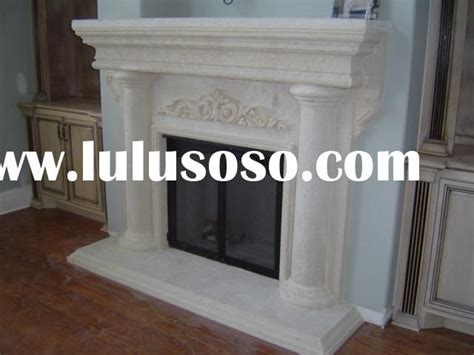 fieldstone fireplace surround for sale price china