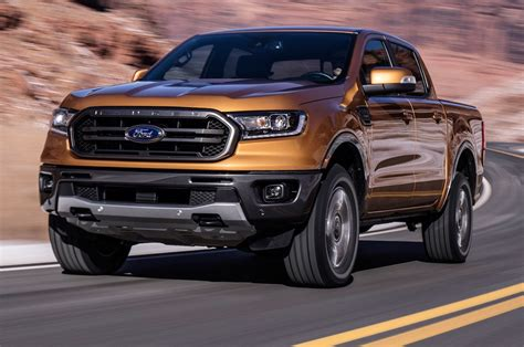 2019 Ford Ranger Reviews And Rating