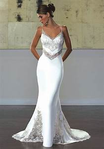 seductive mermaid beach wedding gown spaghetti straps With best beach wedding dresses