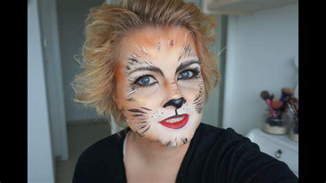 Katzen Make-up ♡ Tutorial Für Ein Katzengesicht