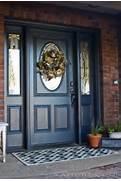 Navy Blue Front Door Paint by Blue Front Door Ask Anna Decorate Doors Pinterest Front Doors Ann