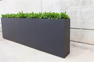 Fabriquer Grande Jardiniere Beton : fioriera per spazi pubblici alta in calcestruzzo fibrorinforzato iota 200 sit ~ Melissatoandfro.com Idées de Décoration