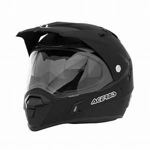 Motocross Helm Mit Visier : acerbis active dual sport enduro motocross stra en helm ~ Jslefanu.com Haus und Dekorationen