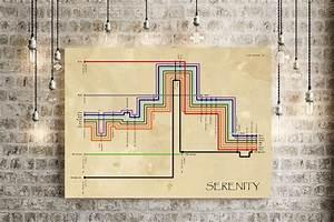 Serenity Timeline Poster  U2013 Fifty