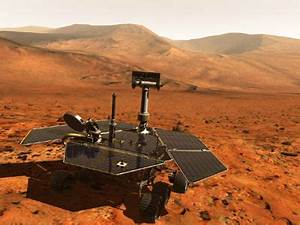 Today marks NASA's 10th anniversery for Opportunity rover.