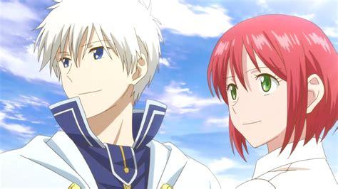 akagami shirayuki hime anime end shirayukihime evo zen ending
