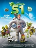 Planet 51 Movie Poster (#15 of 15) - IMP Awards