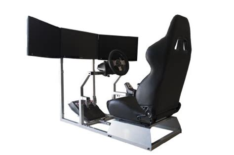 gtr racing simulator seat gta f model or single