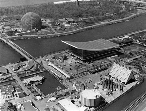 Fifty Years Later, Montreal's Iconic Expo 67 Still