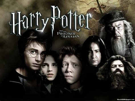 harry poter and the harry potter and the prisoner of azkaban audiobook