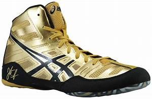 Asics Jb Elite Wrestling Shoes Oly Gold