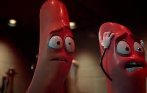 Sausage Party Animated Movie