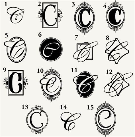 letter c monogram template monogram letters template monogram c baby