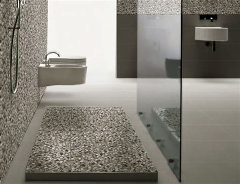salle de bain galets le carrelage galet pratique rev 234 tement pour la salle de bain