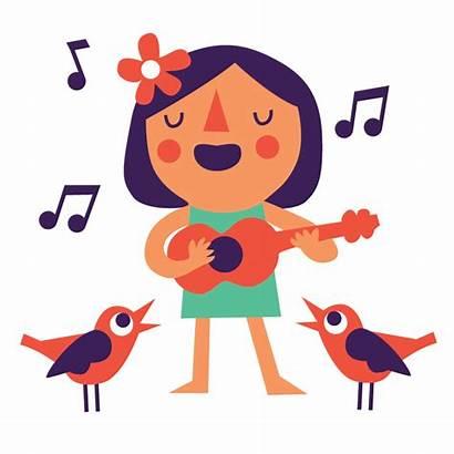 Sing Singing Verbs Gifs Sang Vocal Chant