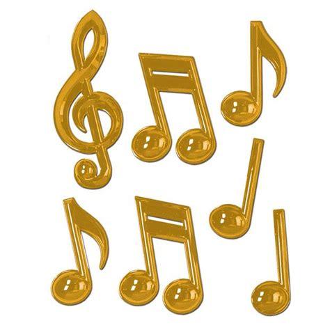 d 233 co de salle quot grosses notes de musique dor 233 es quot 7 pcs 56 cm 224 prix minis sur decoagogo fr