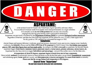 Aspartame and Its Effects - Trending Mama