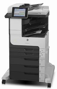 HP LaserJet Managed MFP M725zm Laser A3 Black,Grey L3U64A