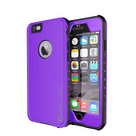 iphone 6 plus waterproof punkcase studstar purple apple iphone 6s plus 6 plus