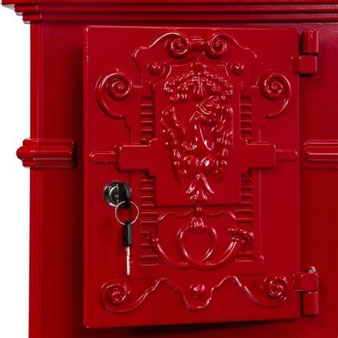 balance cuisine professionnelle boite aux lettres colonne pilier en fonte 102 5 cm