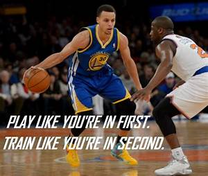 Stephen Curry I... Cocky Nba Quotes