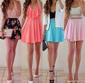 4 Teen Fashion Outfits | Trending Couture
