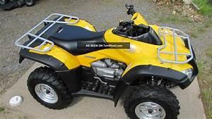 2004 Honda Fourtrax Rincon U2122