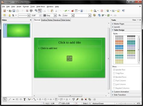 libreoffice  review