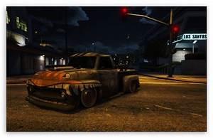 GTA V Car Cinematic 4K HD Desktop Wallpaper for 4K Ultra