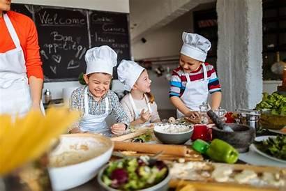 Cooking Fun Children Classes Class Weight Management