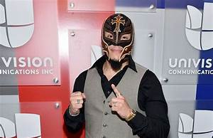 Rey Mysterio's son is training to become a professional ...
